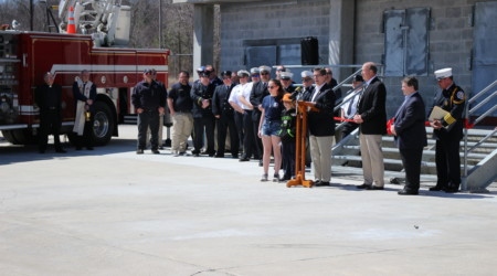 Schuylkill County Emergency Services Training Center
